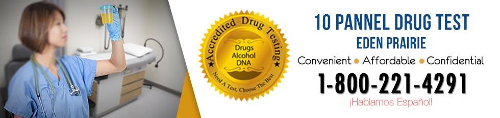 10 Panel Drug Test Eden Prairie MN