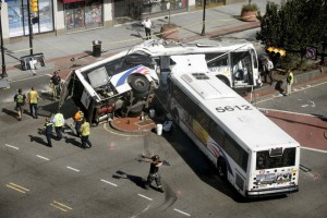 2 Dead and 17 Injured In NJ Transit Bus Accident