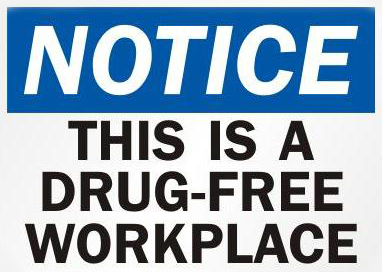 a discussion about the issue of drug testing in the workplace A workplace drug testing act for australia was silent on the issue of drug testing workplace drug testing programs.