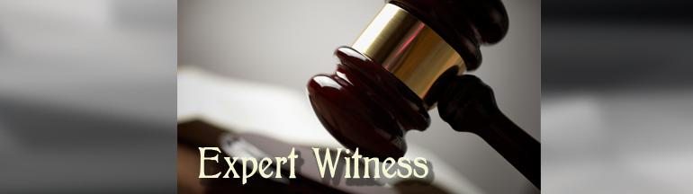 Drug Testing Expert Witness Services