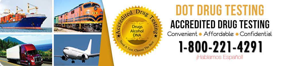 DOT Drug Testing Wildwood PA