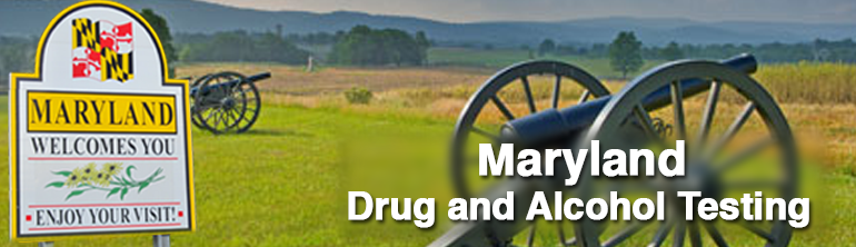 Maryland Drug and Alcohol Testing1 centers