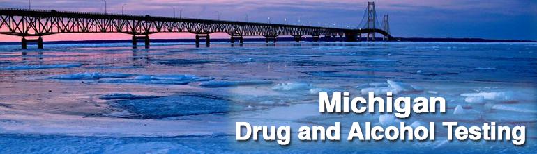 Michigan Drug Testing centers