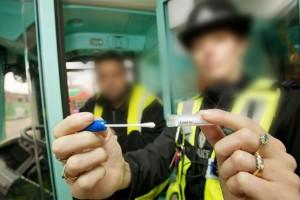 Police Use DNA Testing