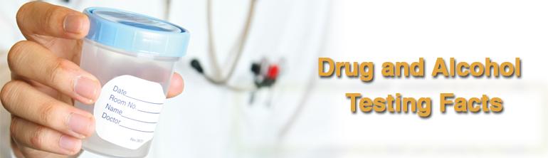 Drug Test Facts - Accredited Drug Testing